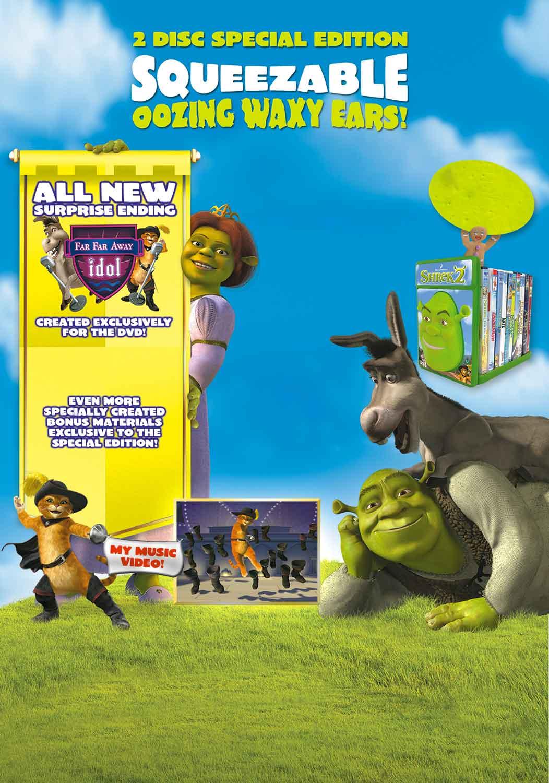 Shrek 2 Rowleys London